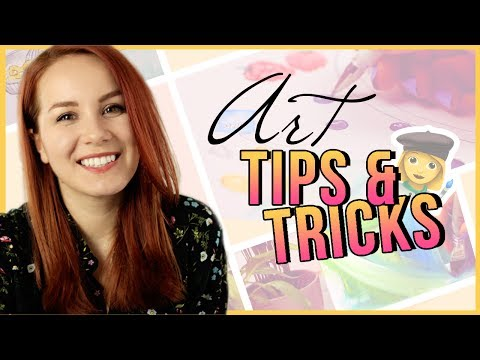 Don't Know What To Paint or Draw? | Things You Can Do To Find Inspiration | Painting & Drawing Ideas
