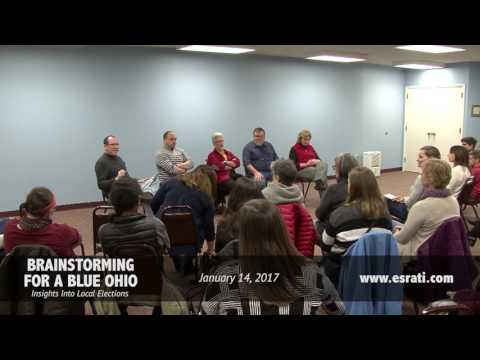 Brainstorming For A Blue Ohio - Insights Into Local Elections Panel