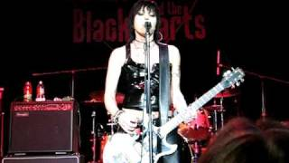 "Joan Jett & the Blackhearts""Do you Wanna Touch"" Tunica, MS. 2-07"
