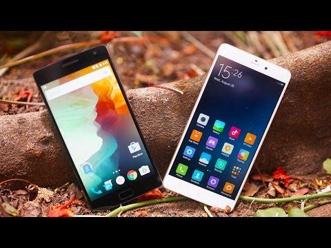 OnePlus 2 vs Xiaomi Mi Note Pro Comparison!