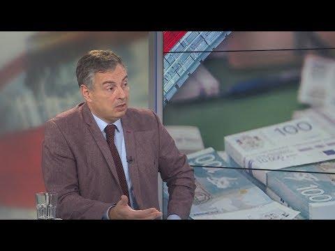 Šoškić: Prosečna plata od 470 evra nerealna, a i ne znači jaču kupovnu snagu