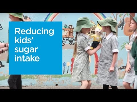 Simple changes to reduce sugar intake
