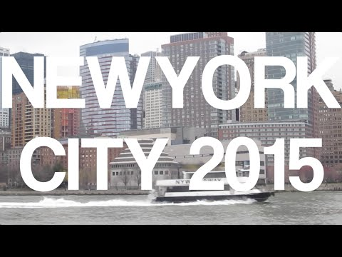 New York City Trip 2015