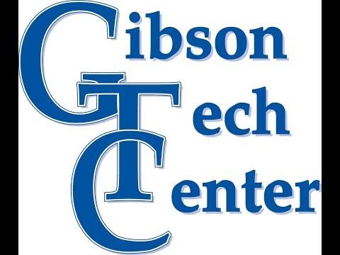Gibson Technical Center Ribbon-Cutting