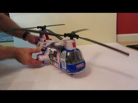 Tonka Search And Rescue Noise And Lights Helicopter
