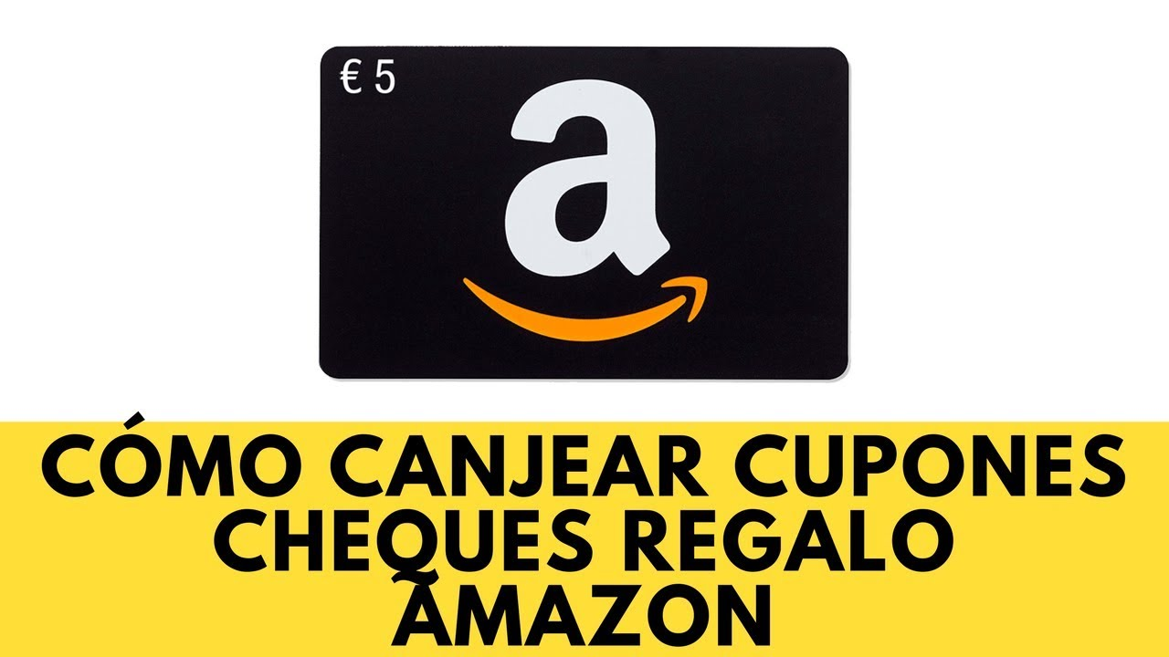 Amazon 5 cheque regalo