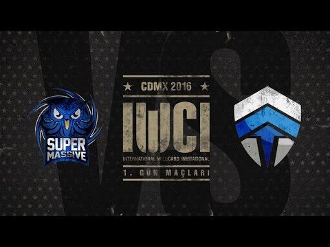 IWCI 2016 Grup Aşaması - 1. Gün: SUP vs CHF