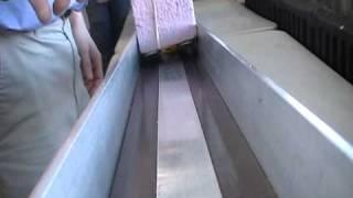2011 PLTW PA Design Challenge: Testing Maglev (Front)