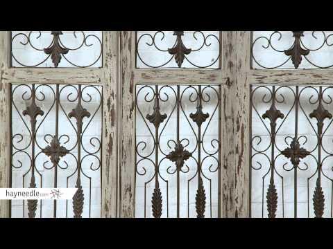 Belham Living Marsala Room Divider - Product Review Video