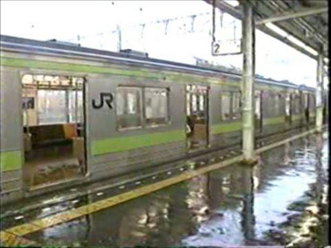 1993年 台風11号 - YouTube
