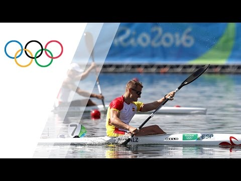 Rio Replay: Men's Kayak Single 1000m Final