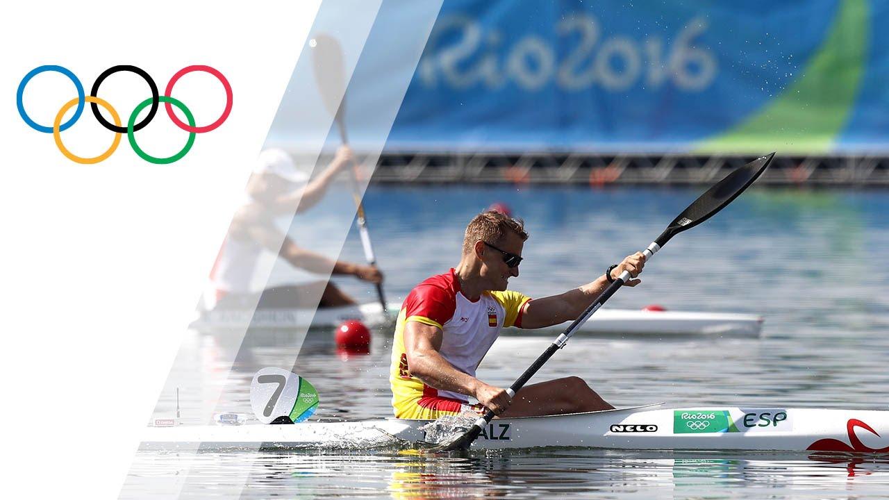 Rio Replay Mens Kayak Single 1000m Final