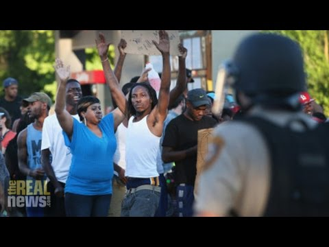 Connecting the Dots Between Ferguson and Baltimore