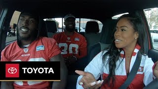 What's It Like Being One of the 49ers Running Backs? | 49ers