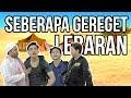 SEBERAPA GREGET LEBARAN