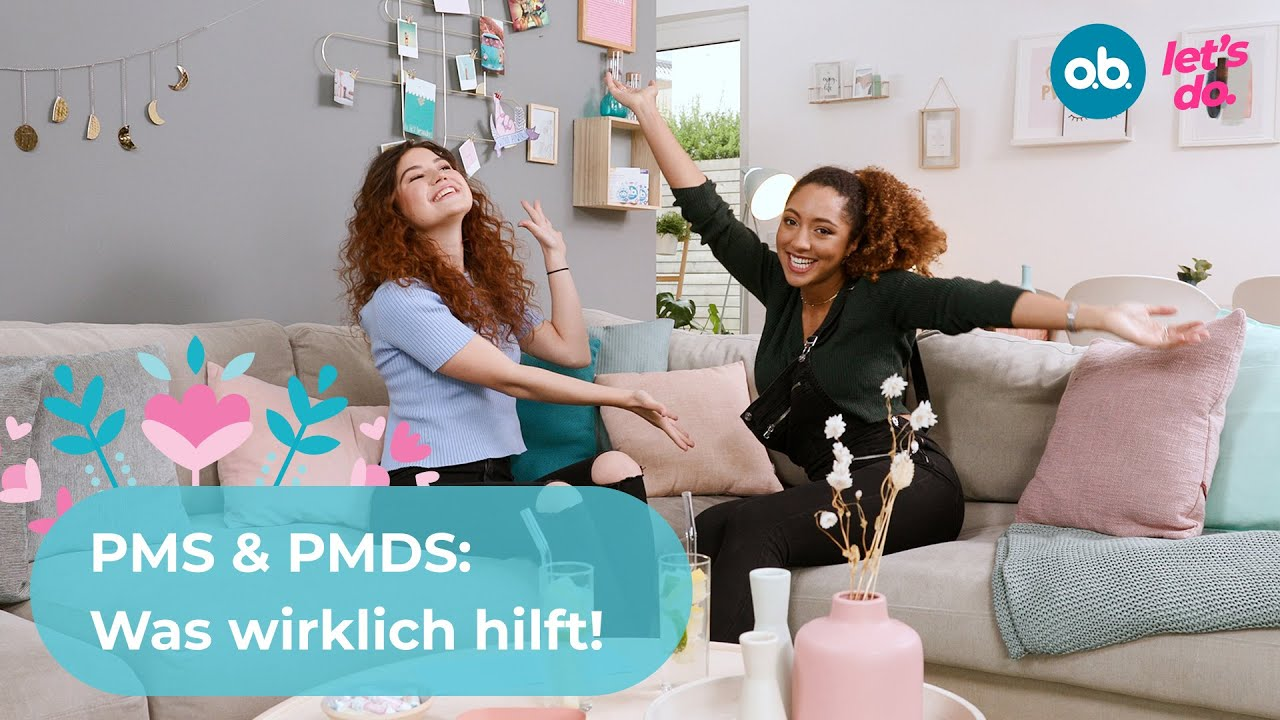PMS – was wirklich hilft!