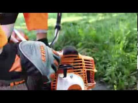 Introducing the NEW STIHL FS 94 R Brushcutter with ECOSPEED