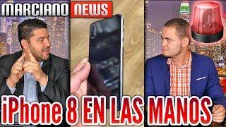 iPhone 8 EN MANOS Video Filtrado 4K