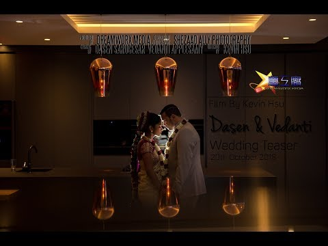 Dasen & Vedanti | 20.10.2018 | Tamil Wedding | Feature Film | Coastland Umhlanga Durban