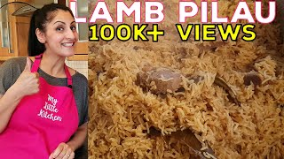 How to Make A Simple Quick & Easy Lamb Pilau Rice Recipe Tutorial DIY