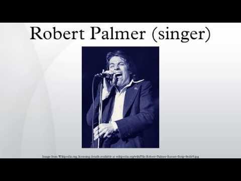 Robert Palmer (singer)