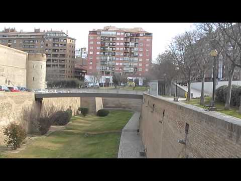 Palacio de La Aljafería   Zaragoza 1ñ7 1