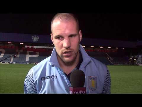 QPR 2-0 Villa AVTV reaction