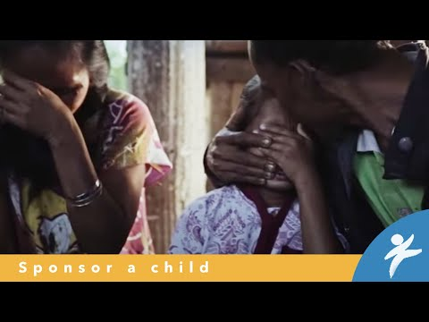 The Wait is Over - Compassion International -