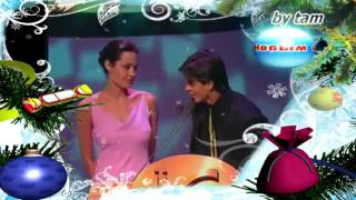 Новый Год с Шарукхом...SRK & Disha.Heppy New Year! ))