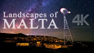 Landscapes of Malta | 4K