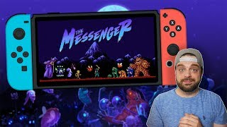 The Messenger for Switch - Is It THAT Good?!   RGT 85