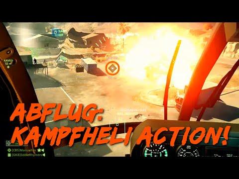 Abflug: Kampfheli Action - Battlefield Hardline [GER/HD/1080p/60FPS]