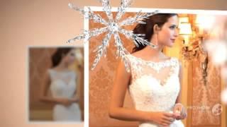 Сексуальное свадебное платье для милой невесты