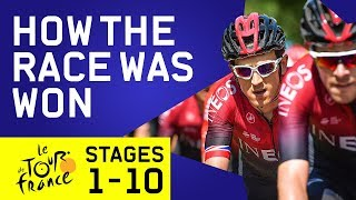 How Ineos Bossed the Tour de France GC | How The Race Was Won | Cycling | Eurosport
