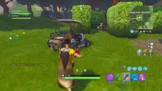 Fortnite BBC soumettre New Buggy glitch PATCHED