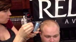 X Fusion Keratin Hair Fibers