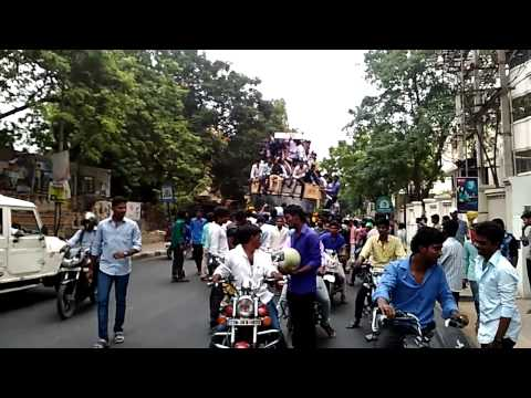 Pachaiyappa's College 29E Route 1st Day Celebrated On - 18-06-2015