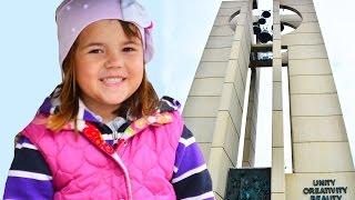 Парк Колоколов в Софии, Болгария. Активный отдых для детей и родителей. Настя Шоу(Парк Колоколов в Софии, Болгария. Активный отдых для детей и родителей. Настя Шоу Хотите зарабатывать больш..., 2016-05-04T09:54:43.000Z)