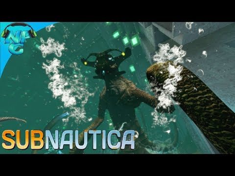 Subnautica - Meeting the Sea Emperor Leviathan and Making Telepathic Friends! E22