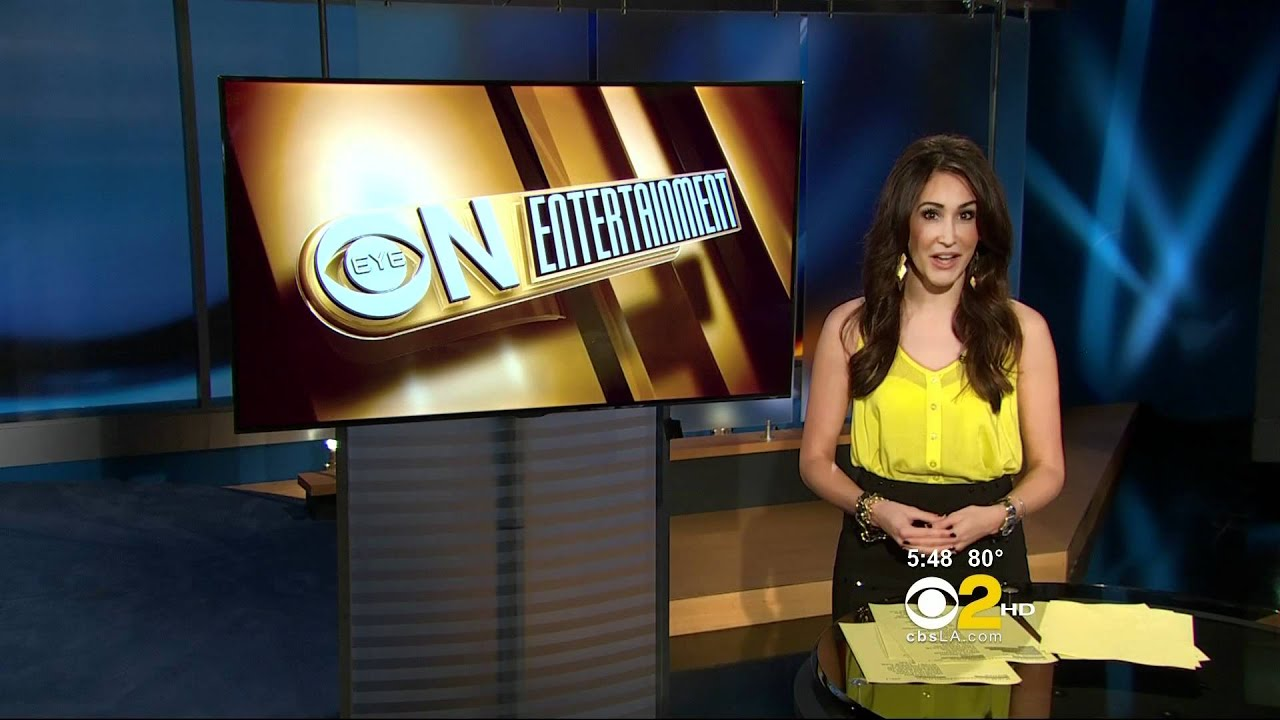 Suzanne Marques 2011/09/01 5PM CBS2 HD; Yellow top - YouTube