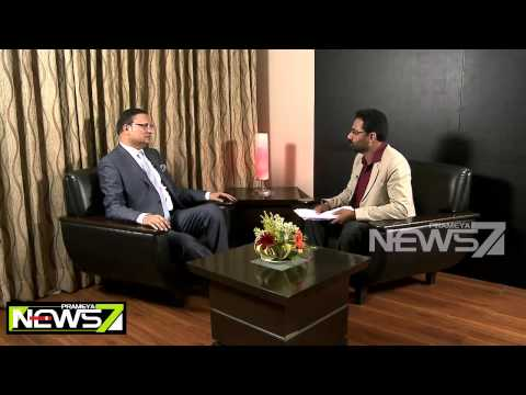 An Interview with Rajat Sharma