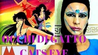 disguise dance make up tutorial occhi di gatto cat eye