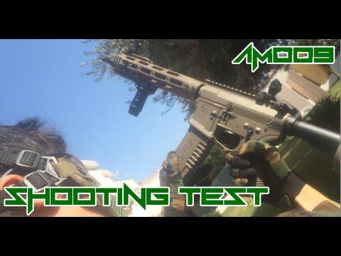 AM009 (R11) Shooting