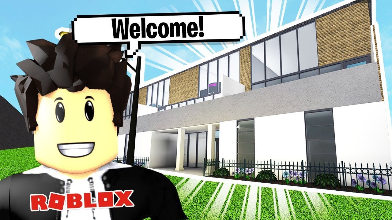 I Made My Irl Apartment On Bloxburg 🏡 Roblox Bloxburg