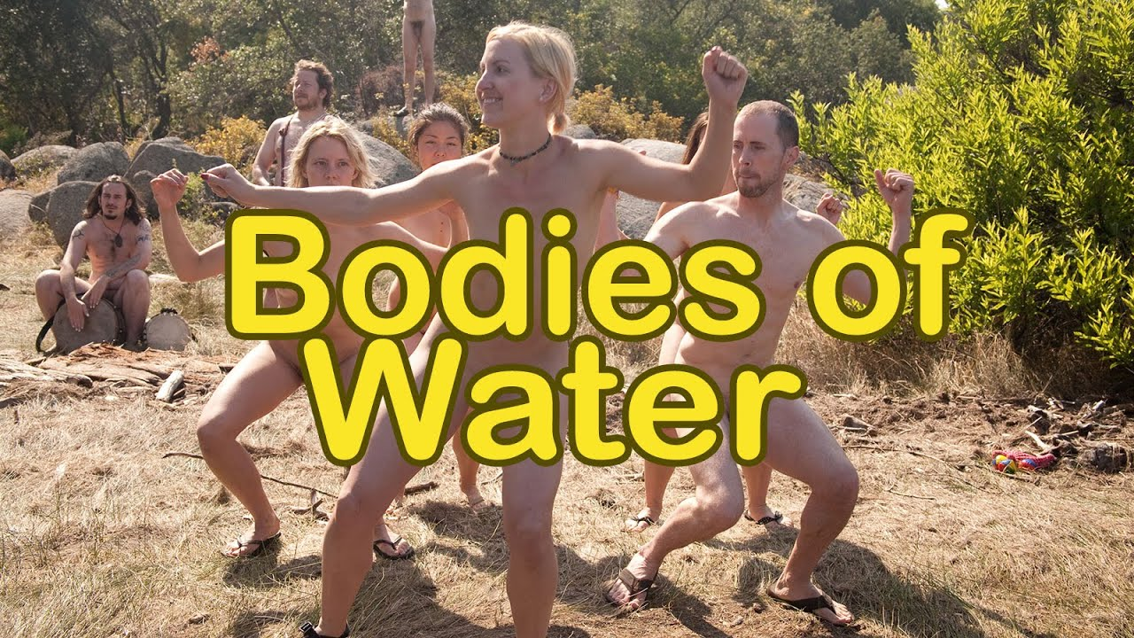 Bodies of Water - Nude Outdoor Dance Workshop