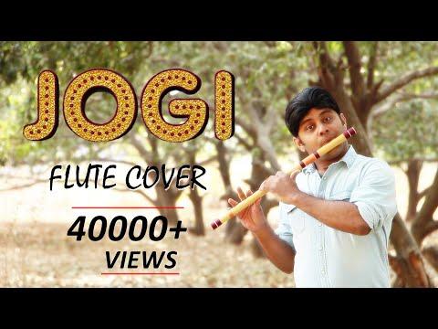 Jogi - Flute Cover - Lyrical - Instrumental  - Shaadi Mein Zaroor Aana - Divine Bansuri