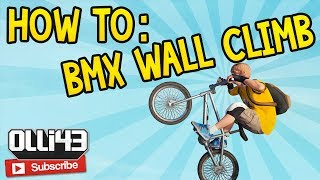 How to: BMX Wall Climb (GTA 5 Online Glitch Guide)