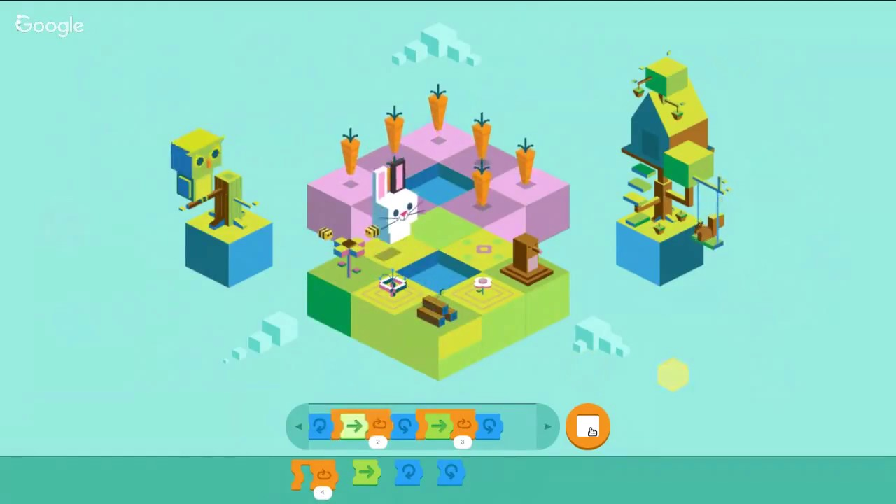 ea73a1318df0 kids coding languages - Google Doodle - YouTube