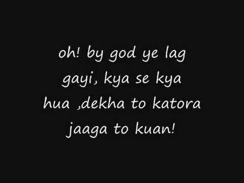 Bhag DK Bose With Lyrics(Delhi Belly).flv