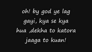 Bhag DK Bose With Lyrics(Delhi Belly).flv